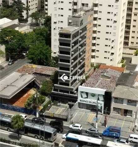 Imagem 1 de 19 de Prédio, 1336 M² - Venda  Ou Aluguel - Indianópolis - São Paulo/sp - Pr0006