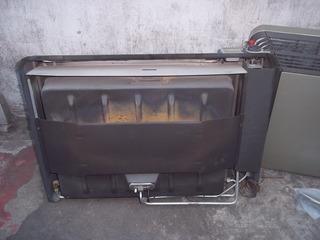 Estufa Escabe Titaniun Titanio 5000 Kcal Tiro Balanceado