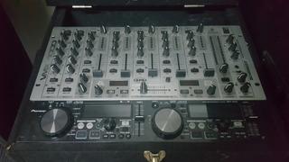 Compactera Pioneer Mep-4000 Cd Mp3 2 Usb