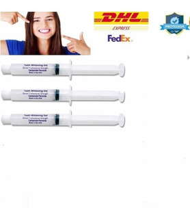 1 Jeringa Blanqueamiento Dental De 3ml