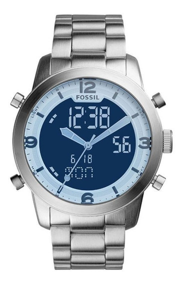 Relógio Fossil Fs5176/1an + Garantia De 2 Anos + Nf