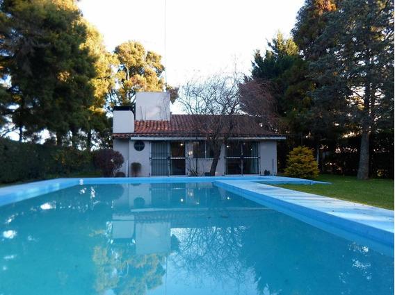 Venta Casa Quinta Con Pileta Y Gran Parque - Gral Rodriguez