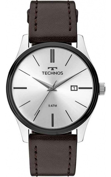 Relógio Technos Masculino Steel 2115mpp/1k