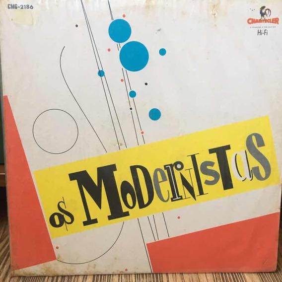 Lp Orquestra Os Modernistas - Excelente Estado