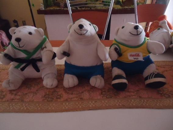 Ursos De Pelúcia Coca Olimpiada