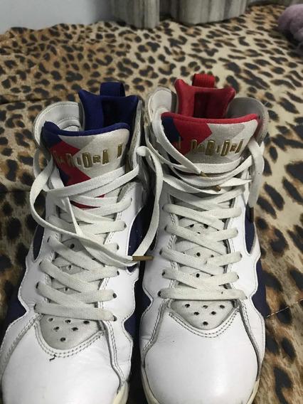 Tênis Nike Air Jordan Série 7 Relíquia
