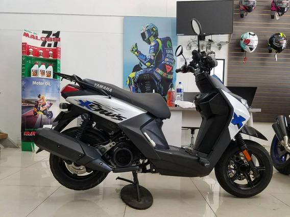 Yamaha Bws 125 Fi 2018