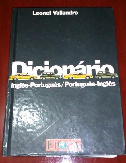 Dicionário Inglês/português E Português/inglês