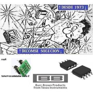 Burr Brown OPA2604AP DIP8 Circuito integrado