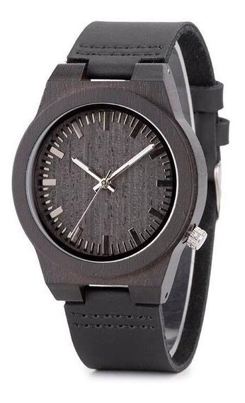 Reloj De Madera Bobo Bird 100% Original Remate X02