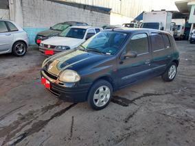 Passamos Em Até 12x No Cartão Renault Clio 1.6 Competo