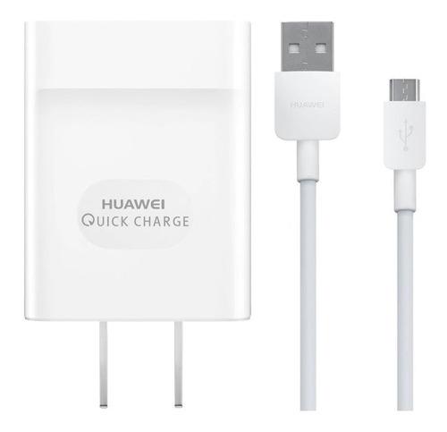 Ac Cargador Huawei Carga Rapida Micro Usb V8 Original E/g