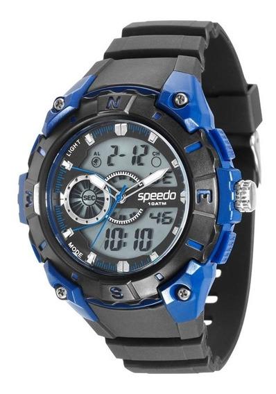 Relógio Speedo Esportivo - Original - Mod 81076g0egnp2