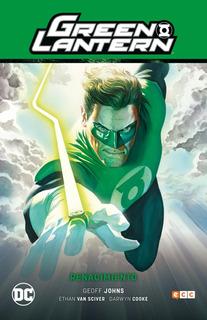Green Lantern Renacimiento - Dc Ecc Comics - Robot Negro