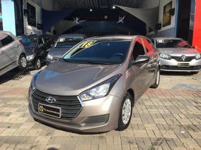 Hyundai Hb20 1.0 Comfort Ano 2018 Com Garantia De Fábrica