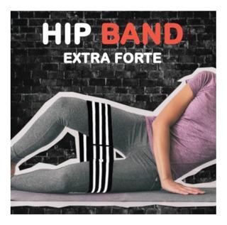 Kit 3 Hip Bands Extra Pro - Faixa Elástica Mini Band