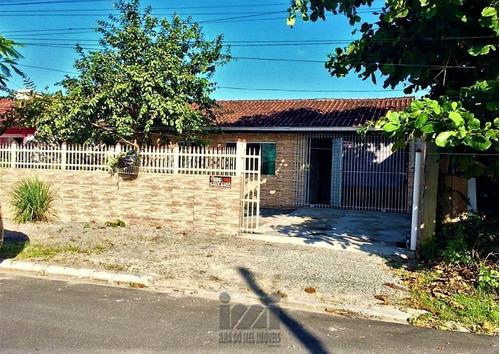 Imagem 1 de 15 de Casa 3 Quartos E Piscina Em Pontal Do Paraná - 253sh-1