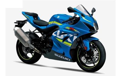 Nova Srad - Suzuki Gsx-r1000a 0km 2020 - 1 Ano De Garantia!