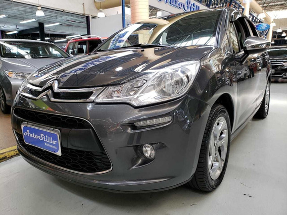 Citroën C3 1.6 Vti 16v Exclusive Flex Aut. 5p 2015