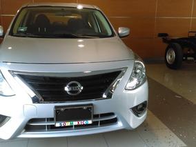 Estrena Nissan Versa Advance Tm 2019