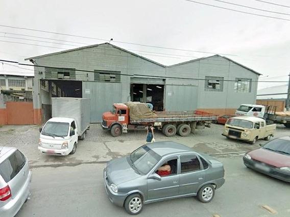 Galpão Comercial Para Locação, Vila Nova Cumbica, Guarulhos. - Ga0125