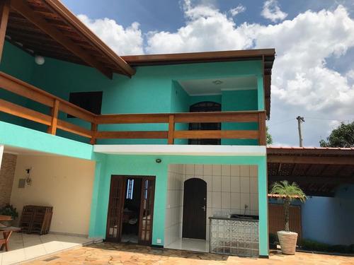 Chácara Com 4 Dormitórios À Venda, 320 M² Por R$ 478.000,00 - Paisagem Casa Grande - Cotia/sp - Ch0002