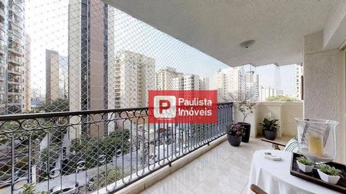 Apartamento Com 4 Dormitórios À Venda, 281 M²  - Perdizes - São Paulo/sp - Ap28304