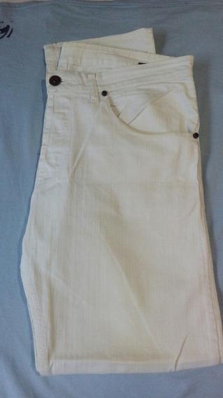 Pantalón Tascani Blanco