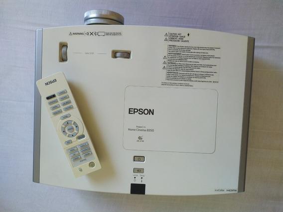 Projetor Epson Powerlite Home Cinema 8350 Usado *com Defeito