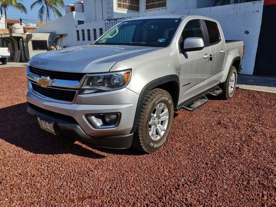 Chevrolet Colorado Ltz Doble Cabina 4x4 Aut 3.6l 2016