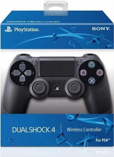 Imagen 1 de 3 de V2 Black Ps4 Wireless Dual Shock Controller For Sony Ps4