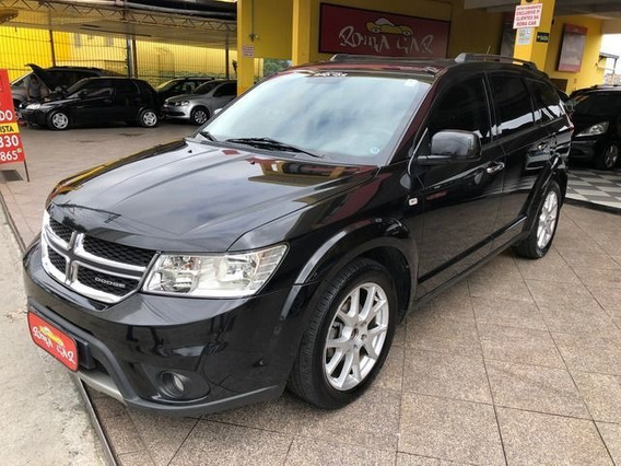 Dodge Journey Rt 3.6 V6 24v, 7 Lugares, Eux6556