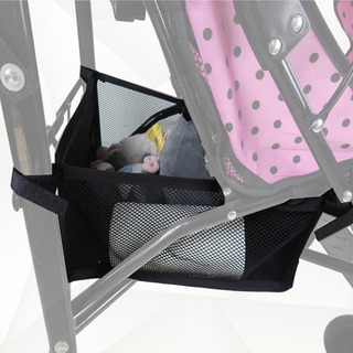 Cochecito De Bebé Cesta Organizador Bolsa De Almacenamiento