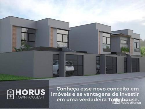 Casa Com 2 Dormitórios À Venda, 50 M² Por R$ 189.000,00 - Centreville - Poços De Caldas/mg - Ca1234