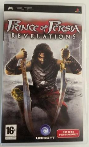 Jogo Prince Of Persia Revelations Para Psp Com Pouco Uso