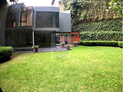 Imagen 1 de 10 de Casa En Venta, Bosques De Las Lomas