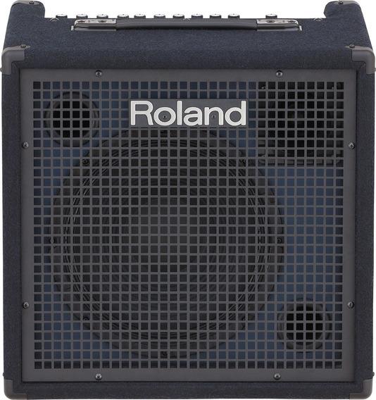 Amplificador Teclado Roland Kc400 Na Loja Cheiro De Música