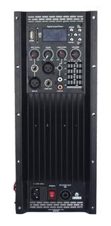 Modulo Amplificador Profesional 500w Rms Con Crossover