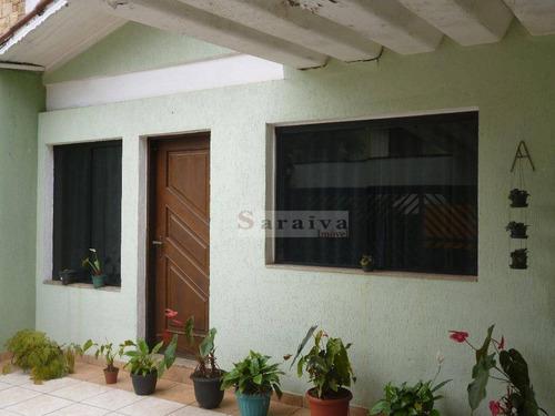 Casa À Venda, 94 M² Por R$ 500.000,00 - Jardim Hollywood - São Bernardo Do Campo/sp - Ca0189