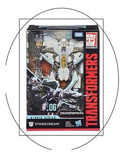 Transformers Starscream 06 Takara Tomy Voyager Class Hasbro