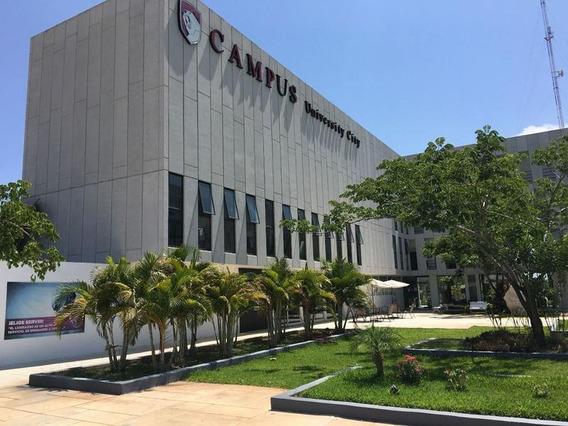 Departamento En Venta En Merida, Campus Residencias Universitarias