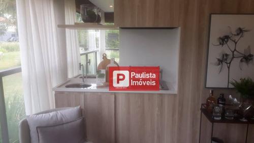 Apartamento Com 3 Dormitórios À Venda, 93 M² - Campo Belo - São Paulo/sp - Ap30865