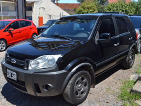Ford Ecosport Xls 2 Tubos De Gnc 4x2 5 Puertas 44507191