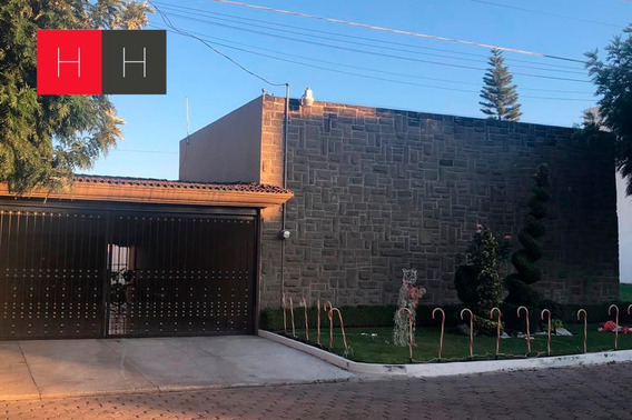 Residencia En Venta En Residencial Campestre Morillotla