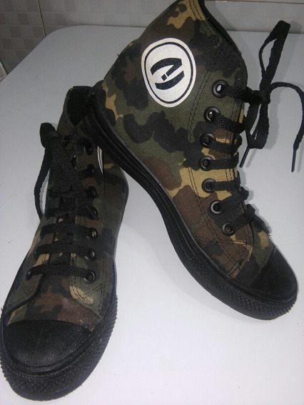 Zapatillas Camufladas Nro 36