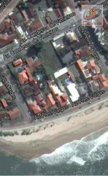 Terreno Residencial À Venda, Centro, Itanhaém. - Te0059