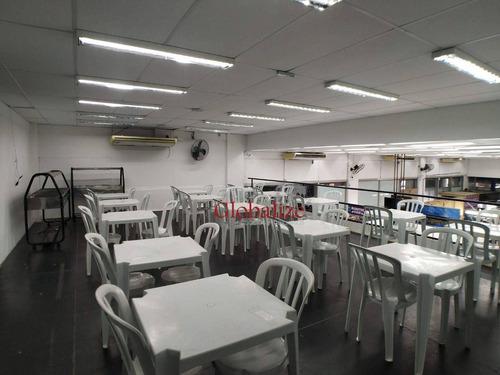 Imagem 1 de 24 de Ponto Para Alugar, 100 M² Por R$ 4.000,00/mês - Centro - Santos/sp - Pt0006