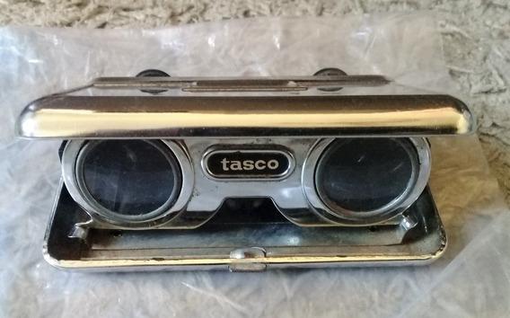 Binoculos Antigo Da Marca Tasco - Para Colecionadores