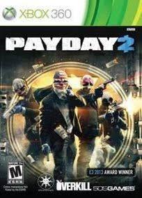 Payday 2 Xbox 360 Mídia Digital Envio Imediato