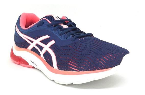 Tênis Esportivo Feminino Asics Gel-pulse 11 Azul